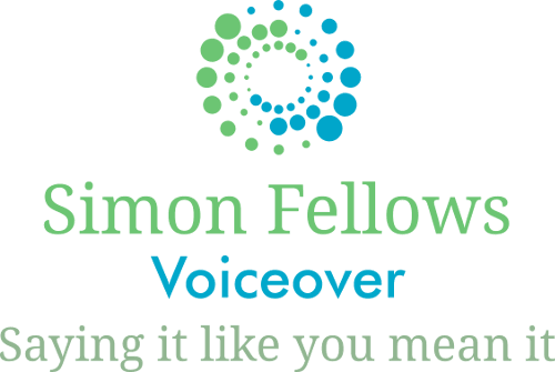 Simon Fellows Voiceover Logo